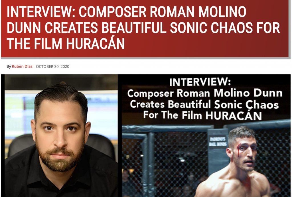 film composer interview pop axiom